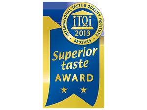 Международный Институт Вкуса и Качества (iTQi). Натуральное оливковое масло экстра Maestro de Oliva. 2013