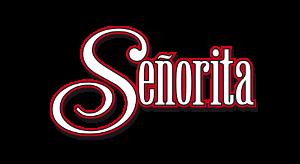 Señorita Logotipo